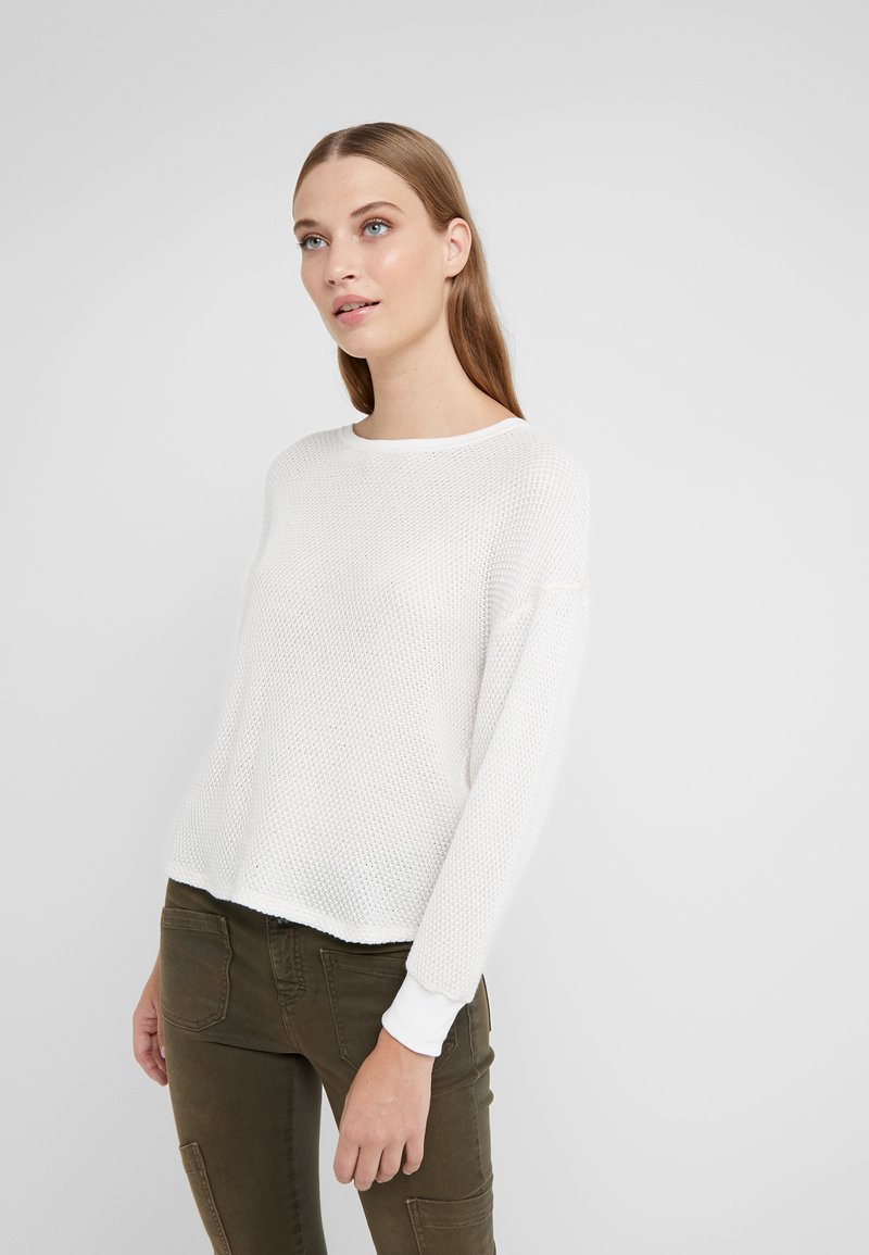 CLOSED - Pullover - ivory