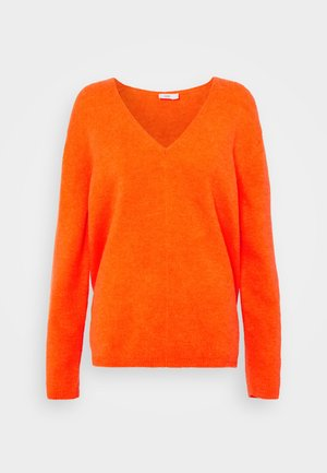 WOMEN´S - Jumper - strong coral