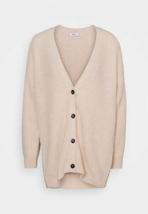 WOMEN - Cardigan - rose quartz