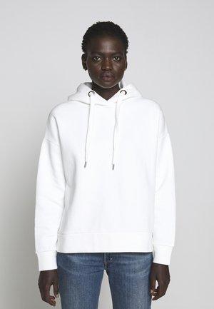 Hættetrøjer - white