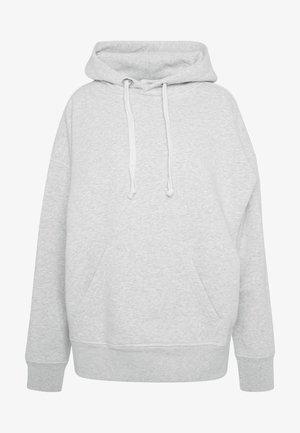 WOMEN - Hættetrøjer - light grey melange