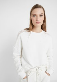 CLOSED - Sweatshirt - ivory - 5