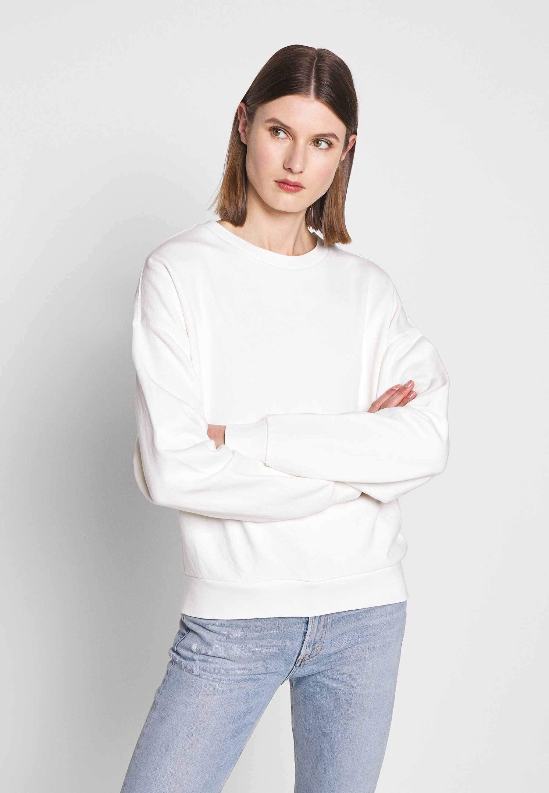 WOMENS Sweatshirt ivory