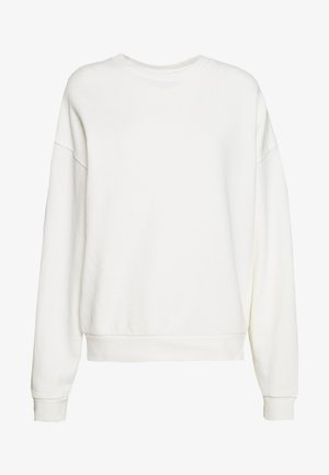 WOMENS  - Sweatshirt - ivory