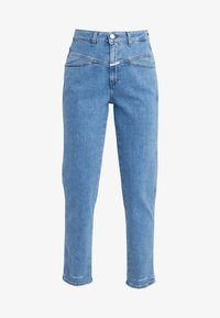 CLOSED - PEDAL PUSHER - Relaxed fit jeans - mid blue - 3