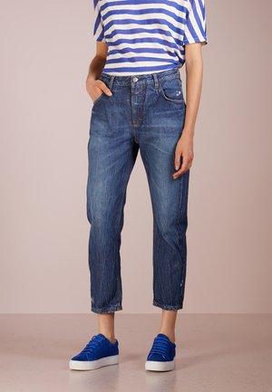 HEARTBREAKER - Relaxed fit jeans - dark-blue denim