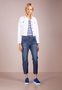 CLOSED - HEARTBREAKER - Jeans Relaxed Fit - dark-blue denim - 1