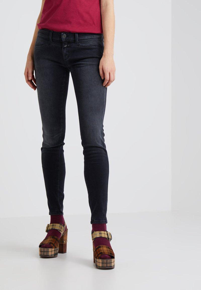 CLOSED - PEDAL STAR - Slim fit jeans - light black