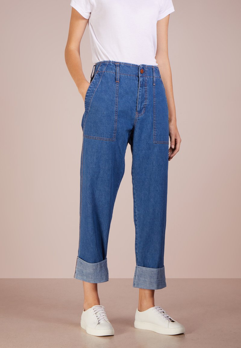 CLOSED - TONY - Relaxed fit jeans - mid blue
