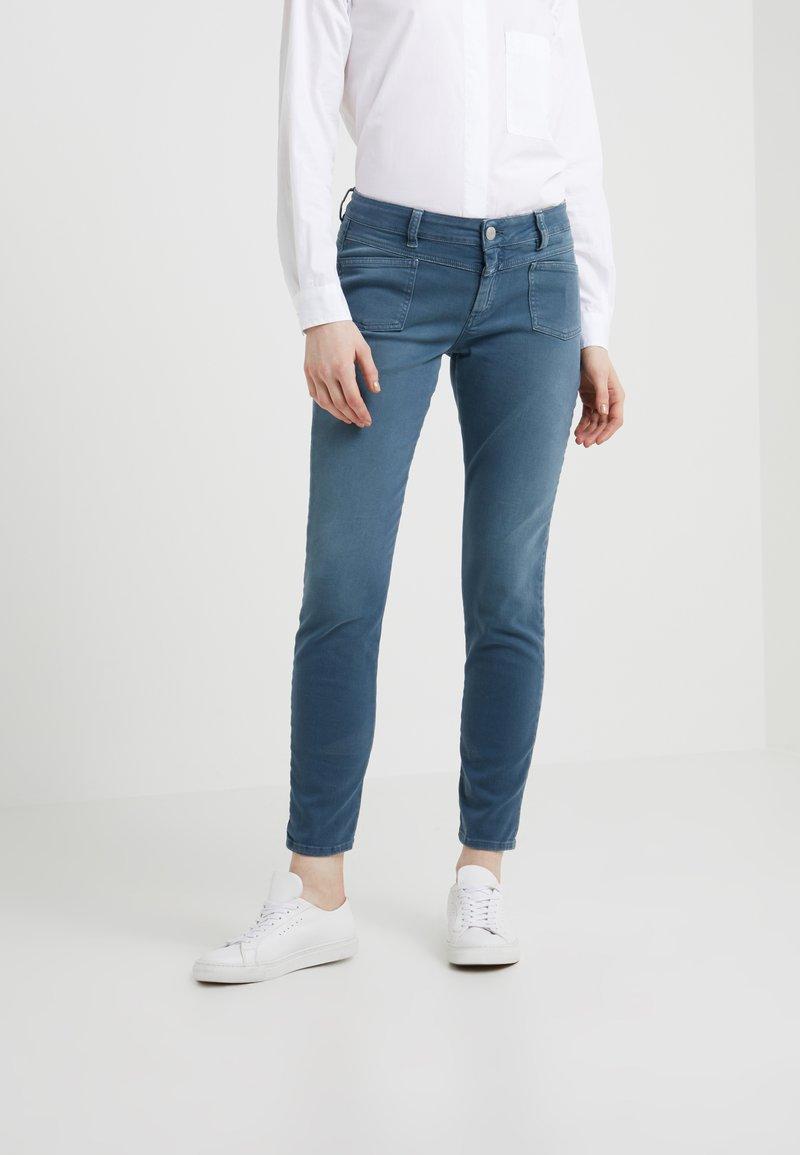 CLOSED - PEDAL X - Slim fit jeans - aviator blue