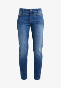 CLOSED - PEDAL X - Jeans Slim Fit - mid blue