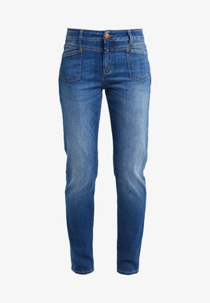 PEDAL X - Jeans Slim Fit - mid blue