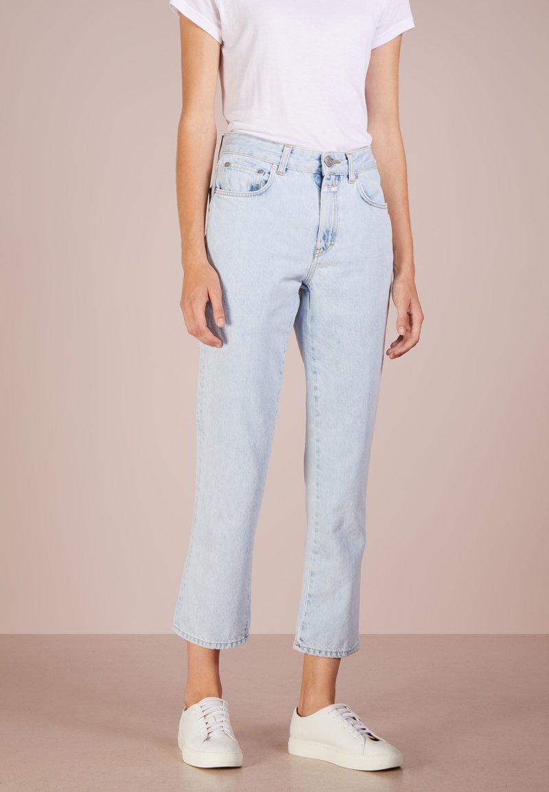 CLOSED - GLOW - Straight leg jeans - light blue