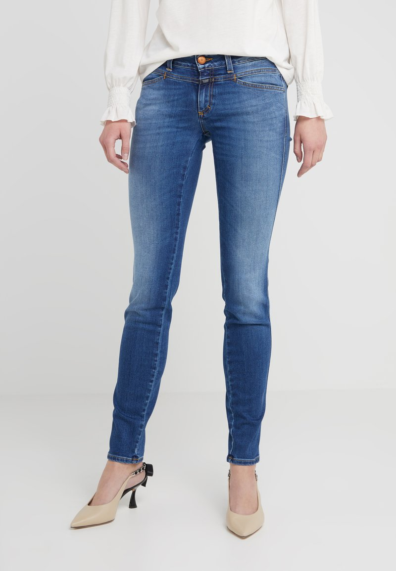CLOSED - PEDAL STAR - Jeans Skinny Fit - mid blue