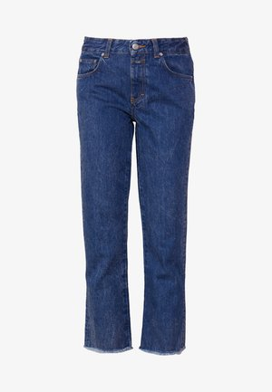 GLOW RELAXED FIT - Jeans Straight Leg - dark blue