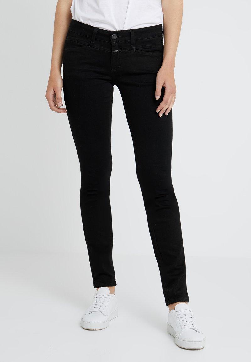 CLOSED - PEDAL STAR - Slim fit jeans - black