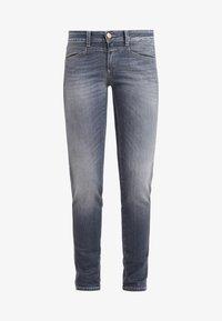 CLOSED - PEDAL STAR - Skinny džíny - mid grey - 4