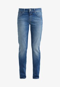 CLOSED - BAKER LONG - Jean slim - mid blue - 3