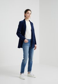 CLOSED - BAKER LONG - Jean slim - mid blue - 1