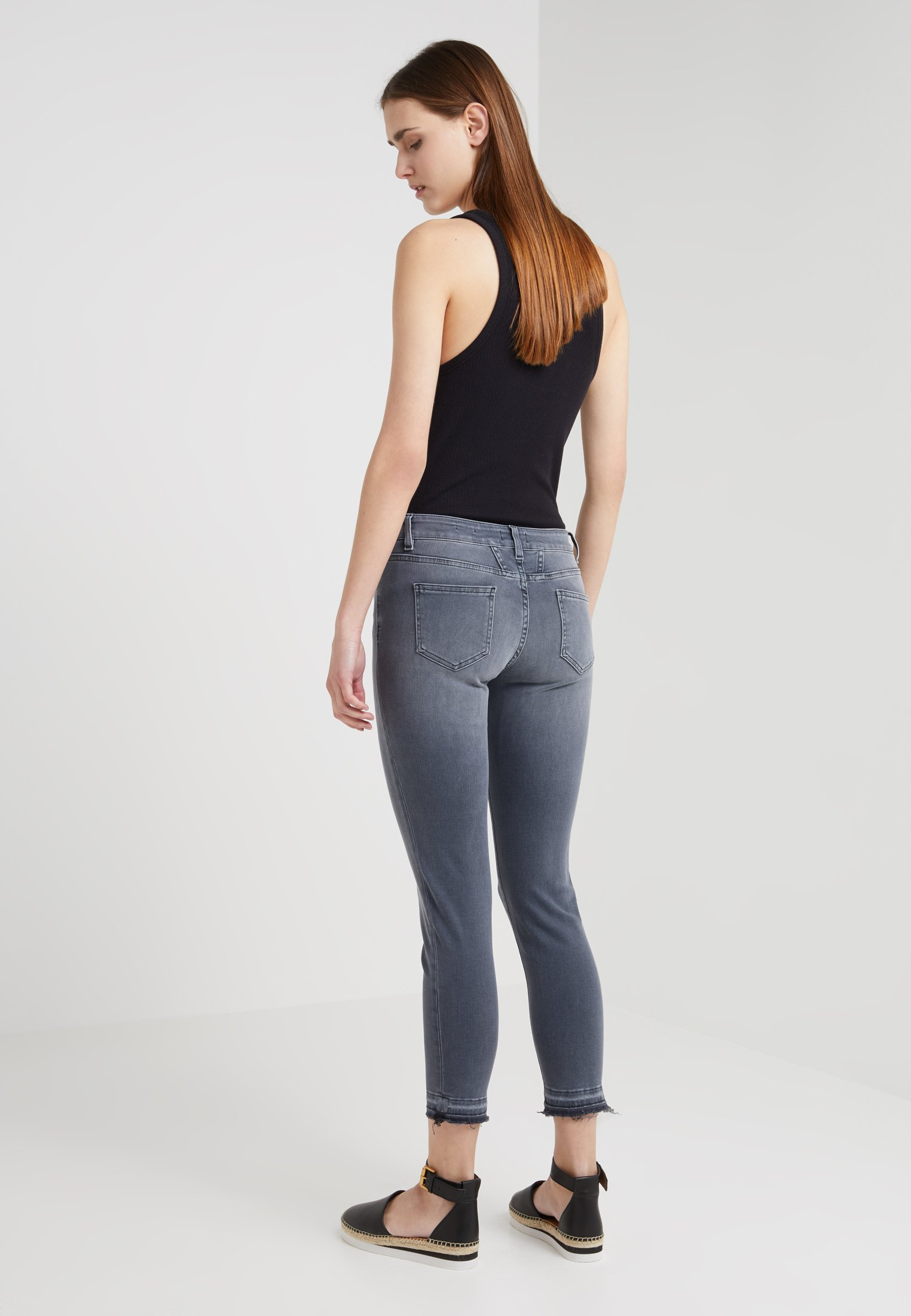 Closed BakerJean Grey Mid BakerJean Closed Slim Slim Mid Closed Grey 0v8mNwnO