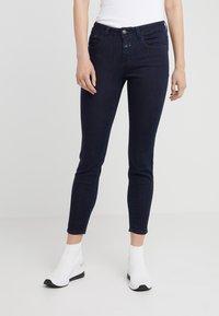 CLOSED - BAKER - Jean slim - dark blue - 0