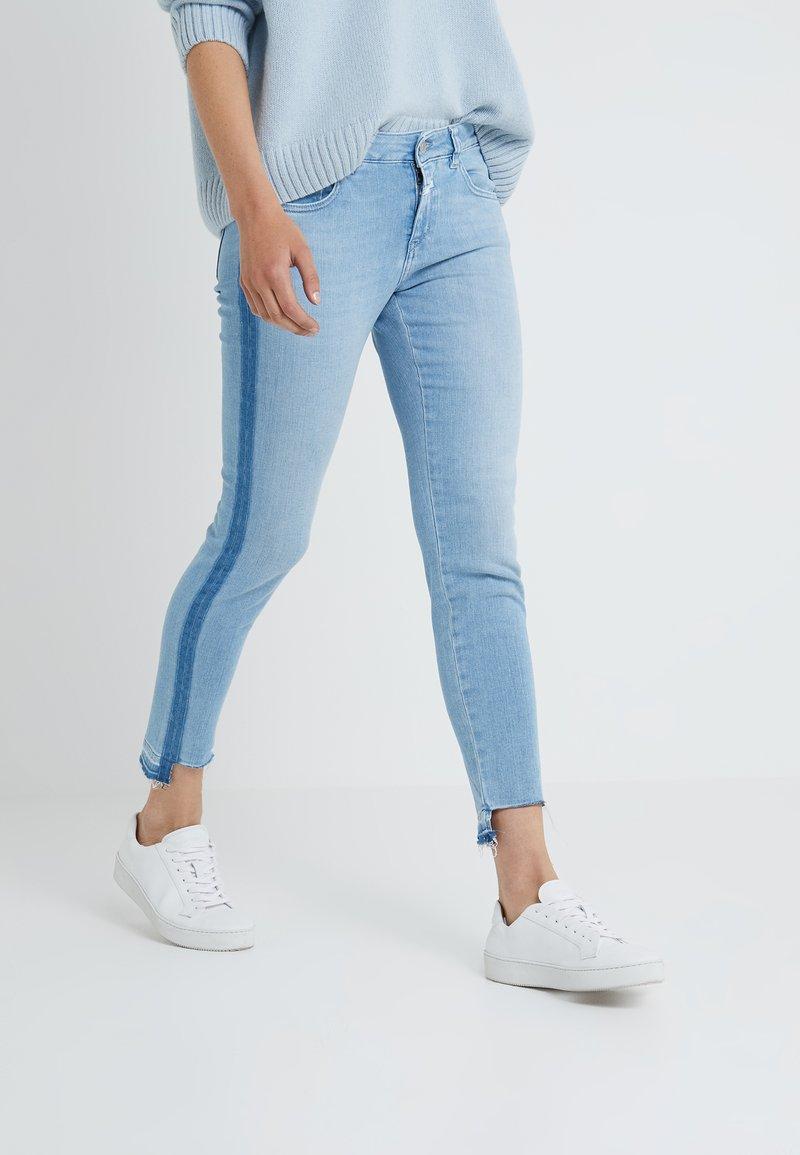 CLOSED - BAKER - Jeans Skinny Fit - light blue
