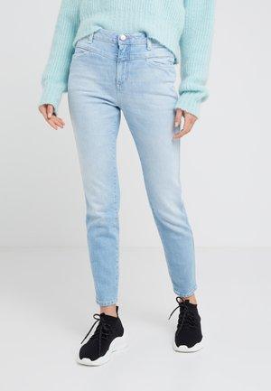 SKINNY PUSHER - Jeans Skinny - light blue