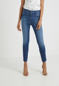 CLOSED - SKINNY PUSHER - Jeans Skinny Fit - mid blue - 0