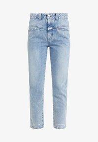 CLOSED - PEDAL PUSHER - Zúžené džíny - mid blue - 3