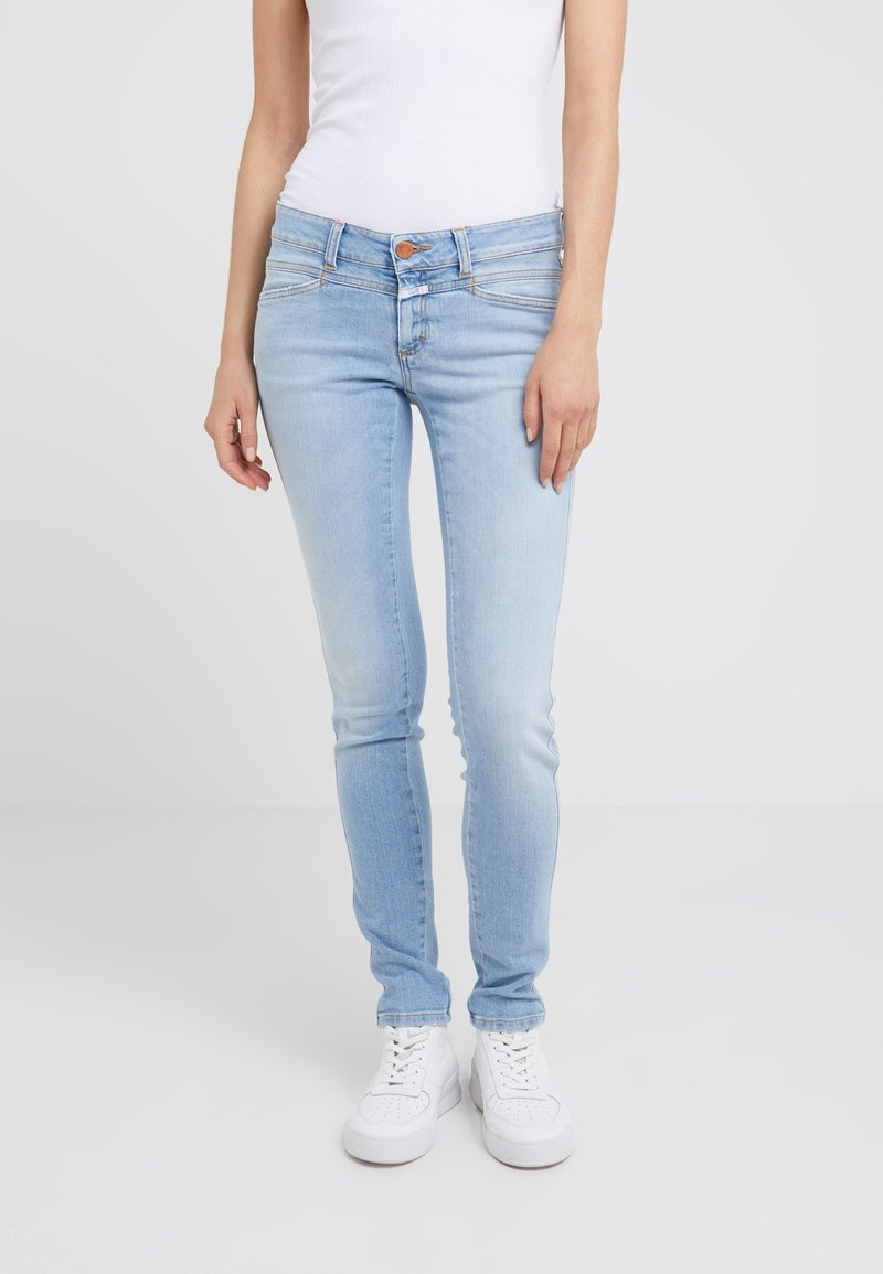 CLOSED - PEDAL STAR - Jeans Skinny Fit - light blue