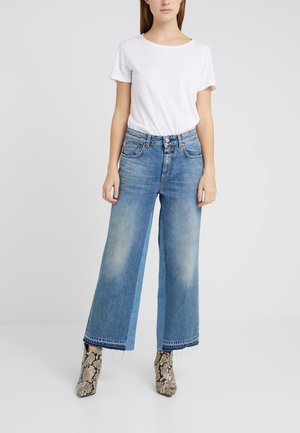 GLOW - Relaxed fit jeans - mid blue
