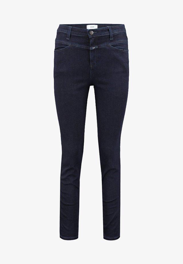 SKINNY PUSHER - Jeans Skinny - darkblue