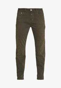 CLOSED - BAKER - Jean slim - shadow green - 4