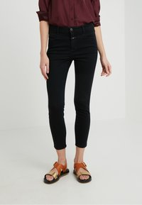 CLOSED - SKINNY PUSHER - Jeans Skinny Fit - black - 0