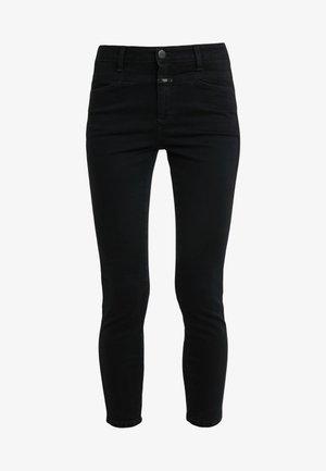 SKINNY PUSHER - Jeans Skinny - black