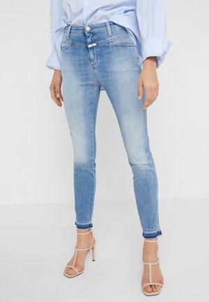 PUSHER - Jeans Skinny - light blue