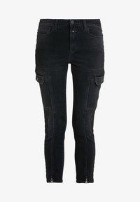 CLOSED - LOTTI - Jeans Slim Fit - black - 3