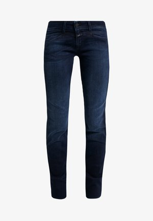 PEDAL STAR - Jeans Skinny Fit - dark blue