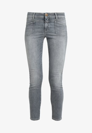PEDAL - Slim fit jeans - light grey