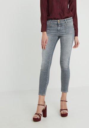 PEDAL - Jeans Slim Fit - light grey