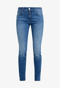 CLOSED - BAKER LONG - Jeans slim fit - mid blue - 4