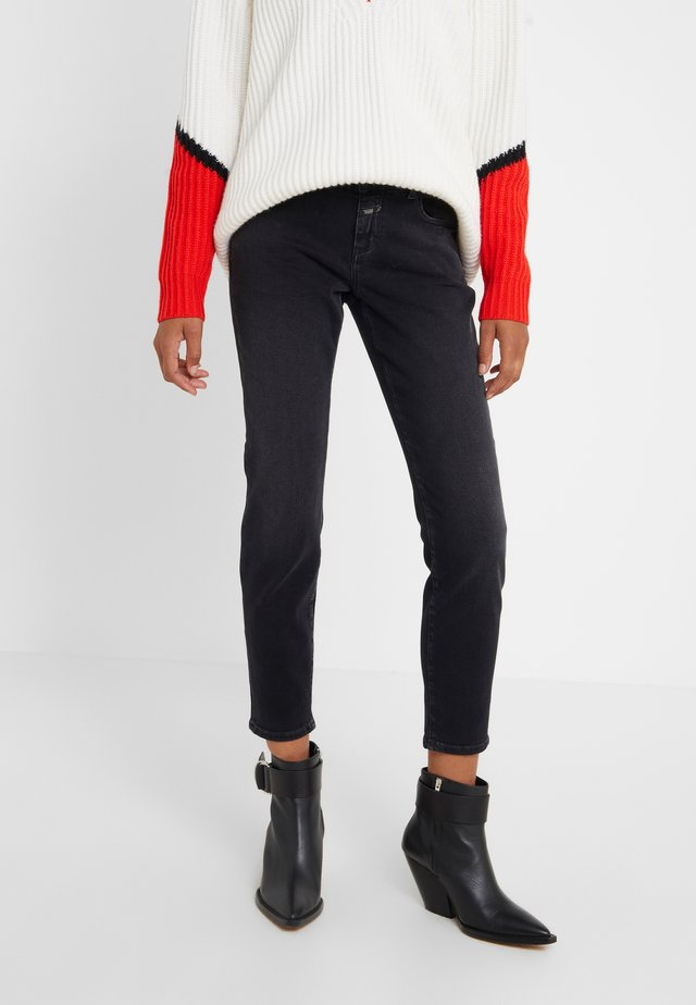 BAKER - Slim fit jeans - dark grey