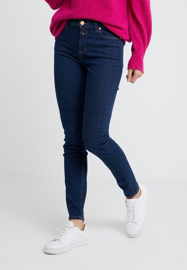 LIZZY - Skinny džíny - dark blue