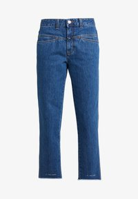 CLOSED - PEDAL PUSHER - Jeans Relaxed Fit - mid blue - 3