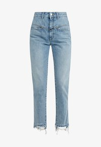 CLOSED - PEDAL PUSHER - Jeans Relaxed Fit - light blue - 5