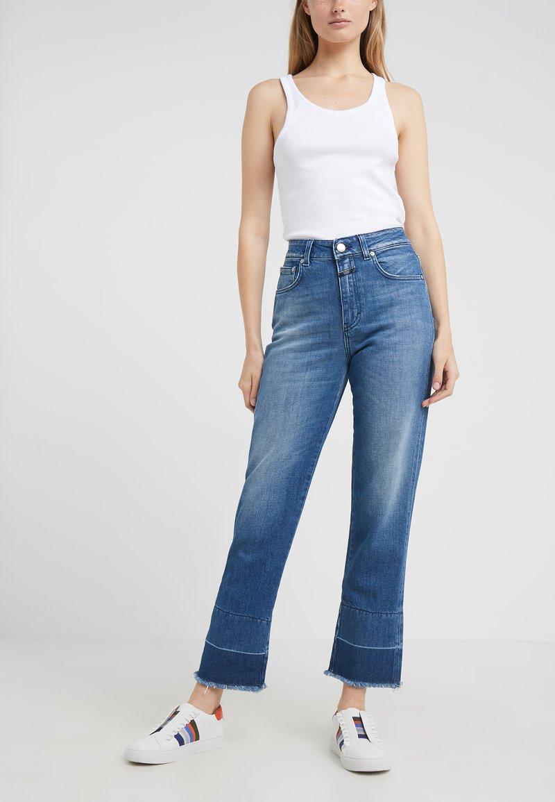 CLOSED - GLOW - Jeans slim fit - mid blue