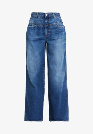 WIDE  - Jeans Relaxed Fit - blue denim