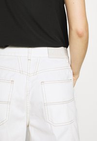 CLOSED - LEYTON - Relaxed fit jeans - ivory - 5