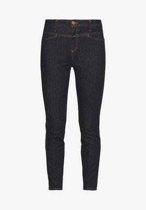 SKINNY PUSHER - Skinny džíny - dark blue
