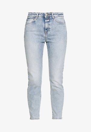 BAKER HIGH - Skinny džíny - light blue